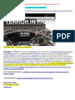 15-11-2015-10 Raisons Pour Lesquelles Les Attaques Terroristes de Paris ont été Exécutés Par la CIA