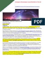 24-01-2016-Alignement Planétaire-Convergence Harmonique-La Paix Mondiale