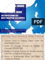 RP-China Final Arbitration Award (J. Carpio)
