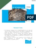 Rocas Metamorficas (1)
