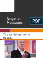Negative Messages (Folder Version)