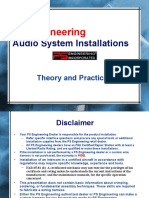 AudioSys Installations.ppt