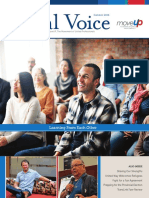 Local Voice and Financial Report Summer 2016