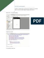 Programando en Android