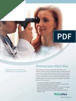 Hoja de Especificaciones Oftalmoscopios PanOptic™