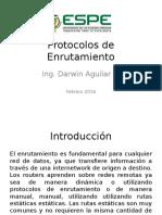 Protocolos de Enrutamiento Básicos