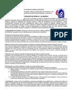 Lineamientos Nacionales y Criterios de Calidad de Mu00fasica y Alabanza 2014 2018