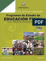 Programas de Educación Física 1 y 2 Ciclo