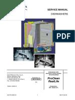 Aeg Electrolux Dishwasher Service Manual