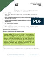 Conceito, Importância, Políticas, Função Do Órgão de RH, Atribuições Básicas e Objetivos