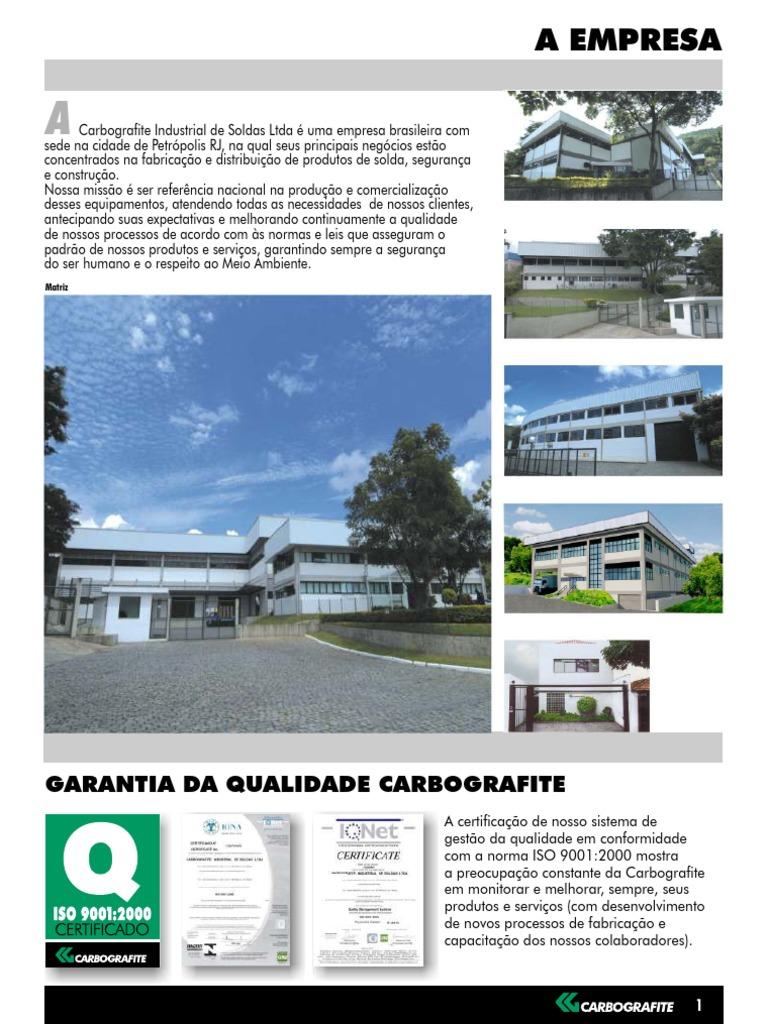 CARBOGRAFITE - Catálogo Industrial (Conectores, Terminais, Etc) 08bfda3b17