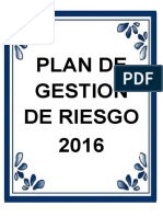 Plan de Riesgo16