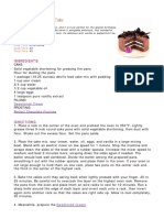 The Perfect Chocolate Cake.pdf