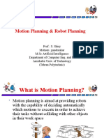 Motion Planing