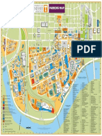 Ut Campus Parking Map 2016 17 V5 7 30 16