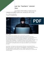 2016-04-11 Pilas Porque Los Hackers Vienen Por Sus Datos