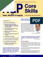 NLP Core Skills Seminar