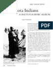 Minnesota Indians - A Photographic Album