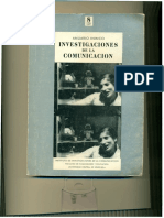 ANUARIO ININCO / Investigaciones de la Comunicación. VOL8. 1996-1997. Texto Completo para coleccionar. Versión digital.