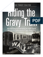 Riding the Gravy Train