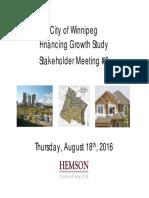 Winnipeg Financing Growth Study