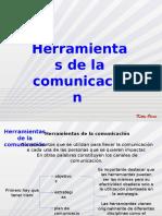 herramientas de comunicacion