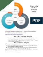 understanding bc new curriculum