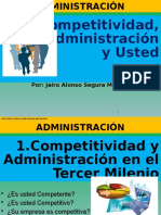 Competitividad y Usted