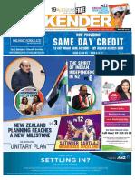 Indian Weekender 19 August 2016