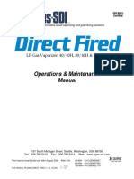 Manual Pn 52642 Direct Fired 11-12-13