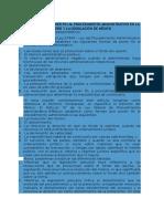 Las Formas de Poner Fin Al Procedimiento Administrativo en La Legislación Del Perú y La Legislación de México