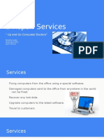e-repair services power point