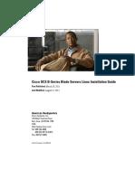 b B-Series Linux Install
