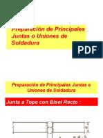 Preparación de las juntas o uniones soldadas.pptx