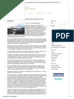 Bolentin, Mecanismo de Información de Paramos