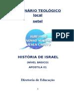 Apostila 01 Básico - História de Israel