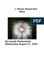 Flesh Blood Bread and Wine