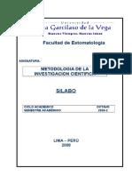 Metodologia de La Invest.cientifica