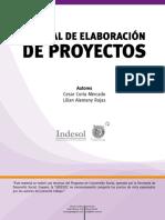 P ColectivoSol Manual Elaboración de Proyectos.
