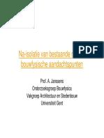 2. Na-isolatie van bestaande muren bouwfysische aandachtspunten_Prof Arnold Janssens.pdf