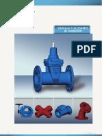 Válvulas y Accesorios de Fundicion