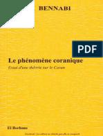 Le Phenomene Coranique - Malek Bennabi