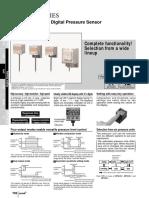 Panasonic DP2 42E Datasheet