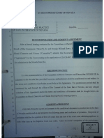 12 17 04 Recommendation and Consent Agreement a Year Late by Michael Smiley Rowe, Esq. Coughlin SBN]