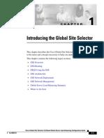 Cisco Global Site Selector - Cli
