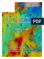 McClay Course Notes Final Petroleo