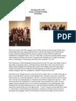 2016 illinois fbla-pbl summer leadership workshop press release