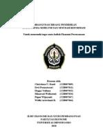 Pendidikan Pra & Pasca Reformasi