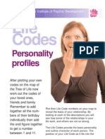 Life Codes Introduction