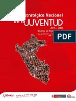 Plan Estrategico Nacional de Juventud